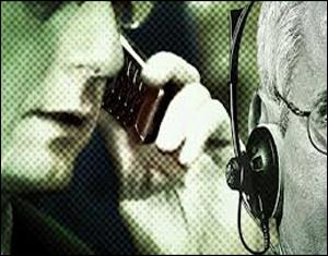 écouter une conversation à distance