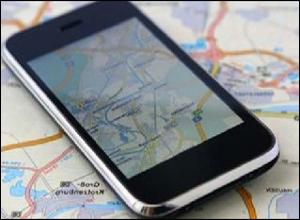 localisation d'un iPhone
